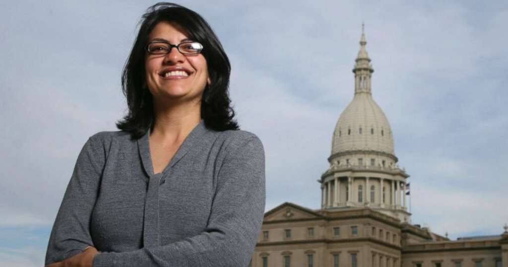 "Rep. Rashida Tlaib Doesn't Hold Back Claiming Dems Will ""Impeach the Motherf****er"""