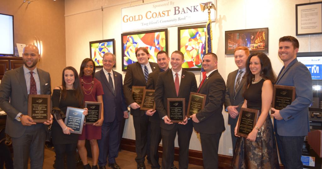 Award Ceremony Highlights the Millennials Making Moves on Long Island