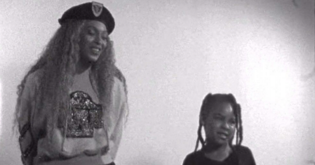 Blue Ivy Delivers Adorable Cover of the Negro National Anthem