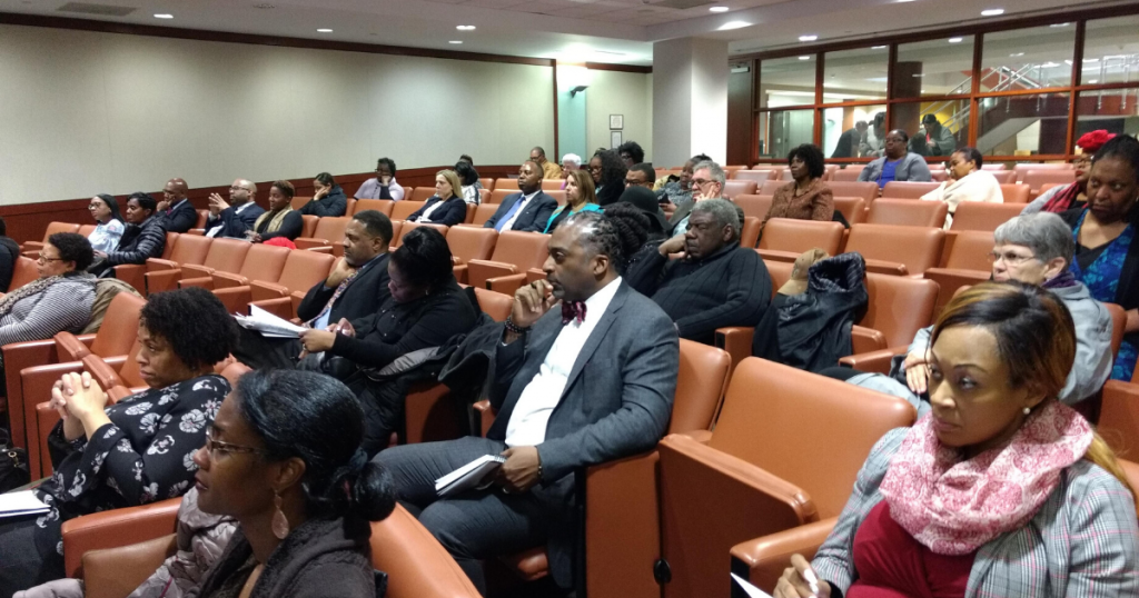 What's the Status of Black Education on Long Island? Community Gathers to See What's Up