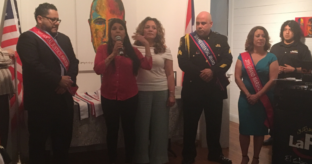 Puerto Rican/Hispanic Parade Reception Shows the Strength of Unity and Cultural Pride