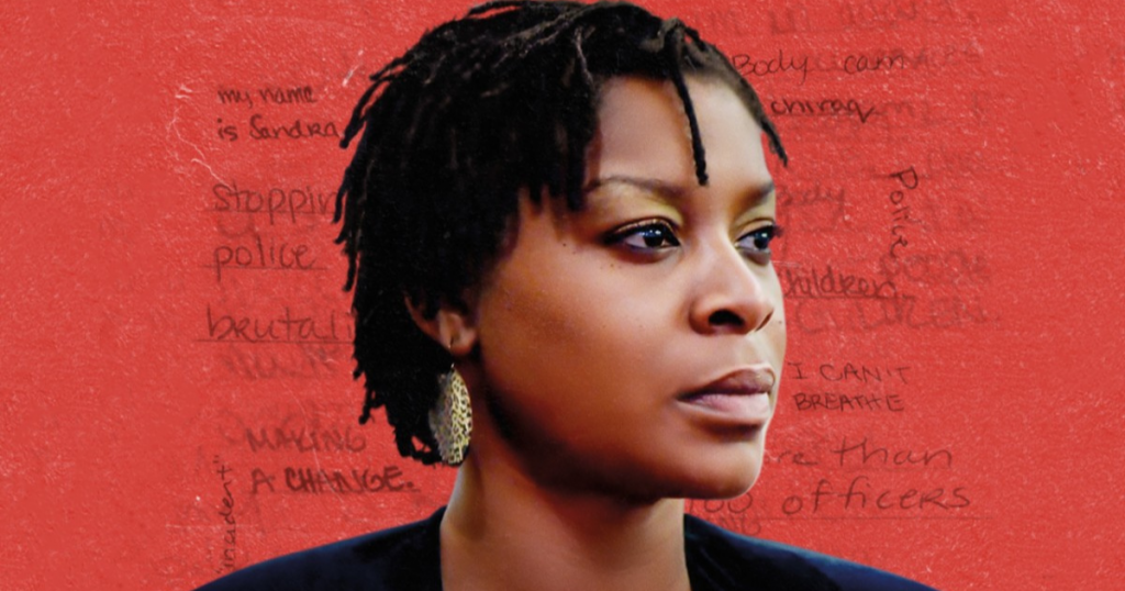 Newly Surfaced Video Shows Sandra Bland's Arrest From Her Perspective