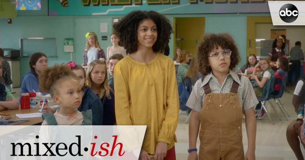 """""""Mixed-ish"""" Trailer Highlights the Complexities of Race and Identity"""