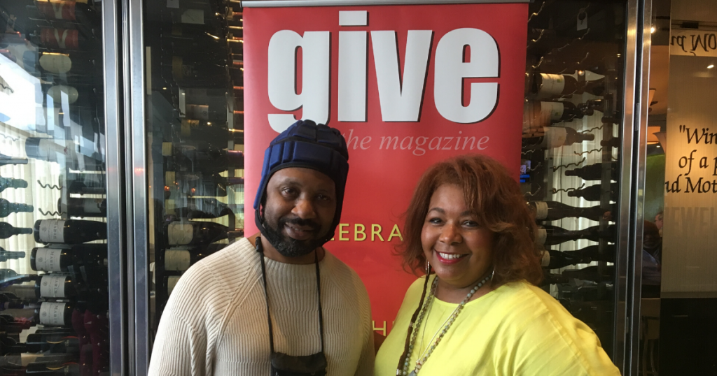 Give the Magazine Aims to Educate the Public About Juneteenth