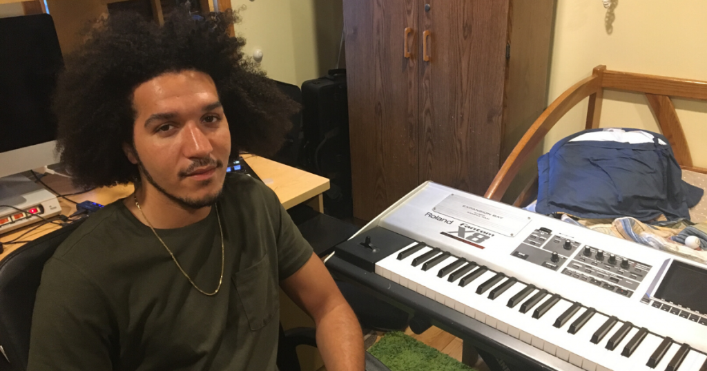 From Fooling Around to Full-Time Hustle: Artist Dudley Music Reflects On His Come-Up