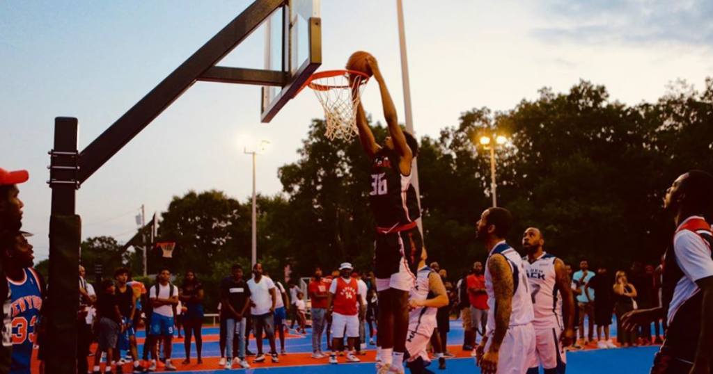 Bolden Mack Park Tournament Brings Competition and Positive Vibes to Amityville