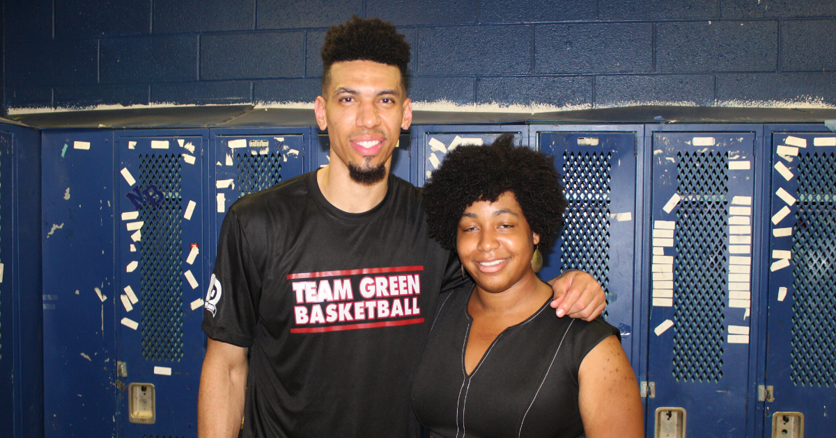 Danny Green Sits With Shades of Long Island to Talk About His Career, Camps and Advice For the Youth