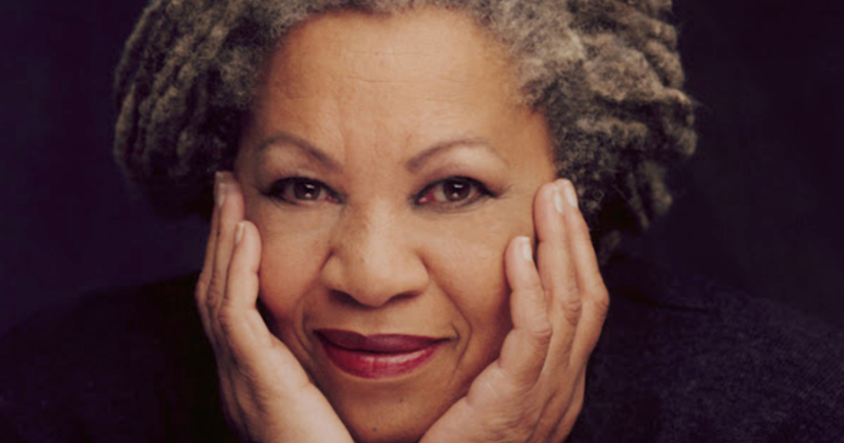 Queen of the Pen (Ode to Toni Morrison)