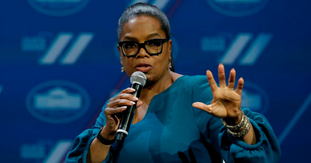 Oprah is Coming to a City Near You in 2020 with Wellness Tour