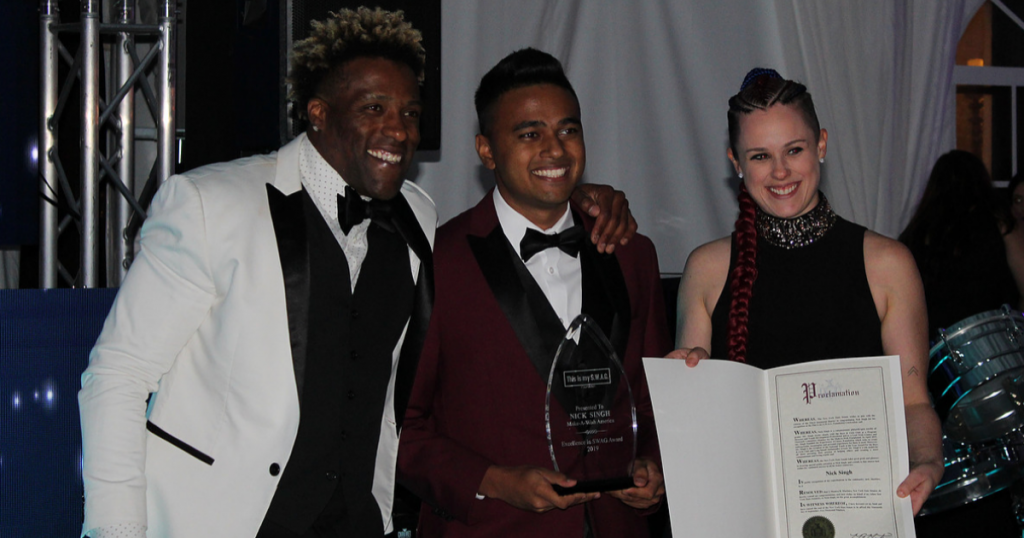 The 1st Annual This is My S.W.A.G. Gala Highlights Youth Advocates and Community Influencers