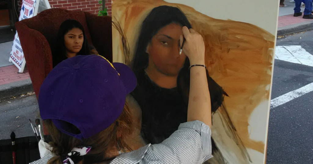 Many Faces One Community: Teatro Yerbabruja Showcased Hispanic Culture During Art Festival
