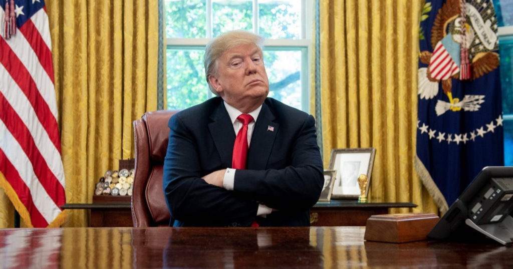 The White House Says No Thank You to Cooperating in Impeachment Inquiry