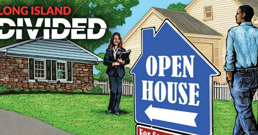 Newsday's Three-Year Investigation Blows the Roof Off of Housing Discrimination on Long Island