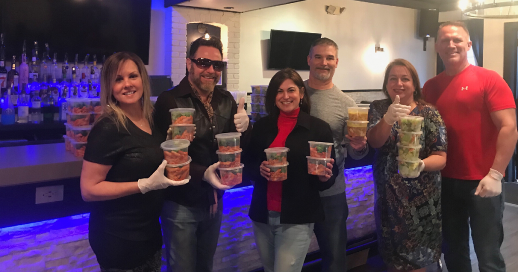 Community Effort at Patchogue Restaurant Aims to Send Out 1,000 Meals Per Day Amid Coronavirus