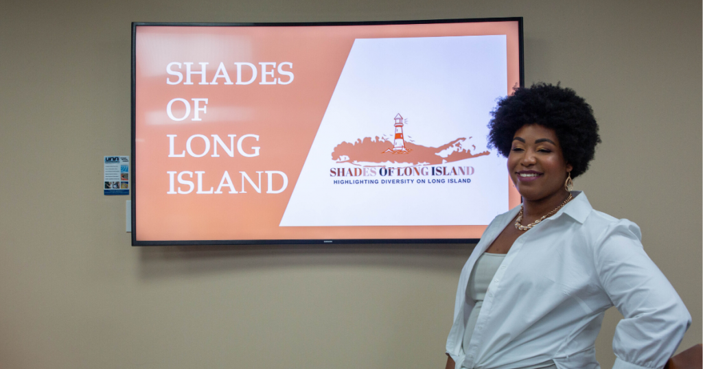 Shades of Long Island Brings Out Big Diverse Crowd for Networking and Website Revamp
