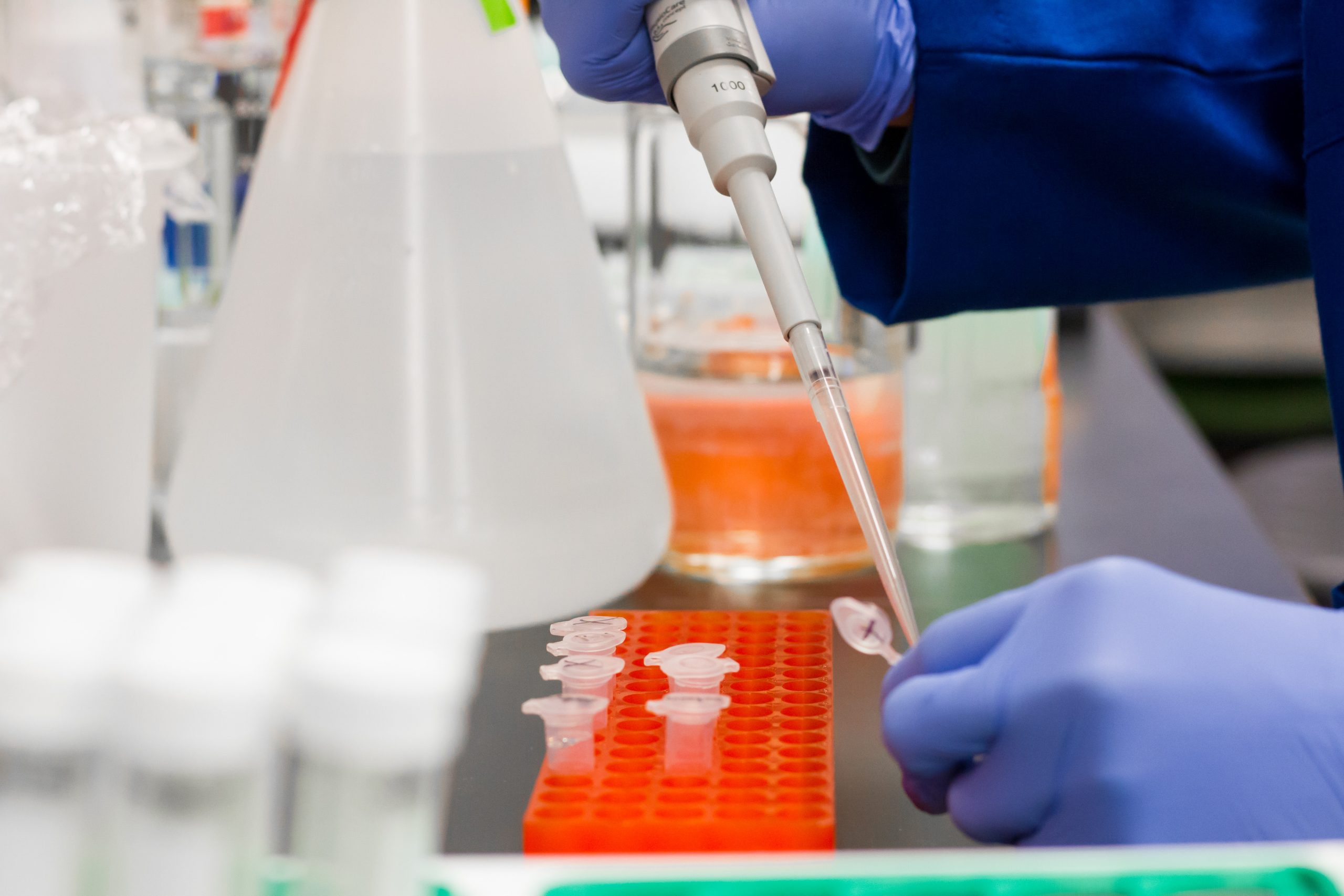Faster Testing Method for Coronoravirus Coming to Long Island