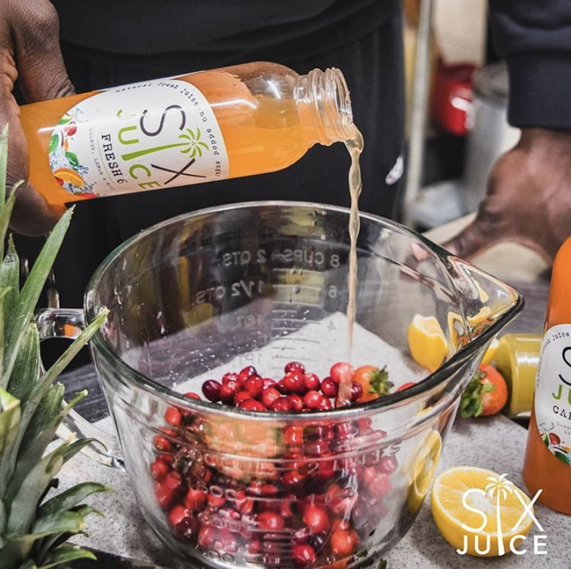 Need Some Fresh Juice? Black-Owned Business The Juice 6 Company is Here to Serve Suffolk County