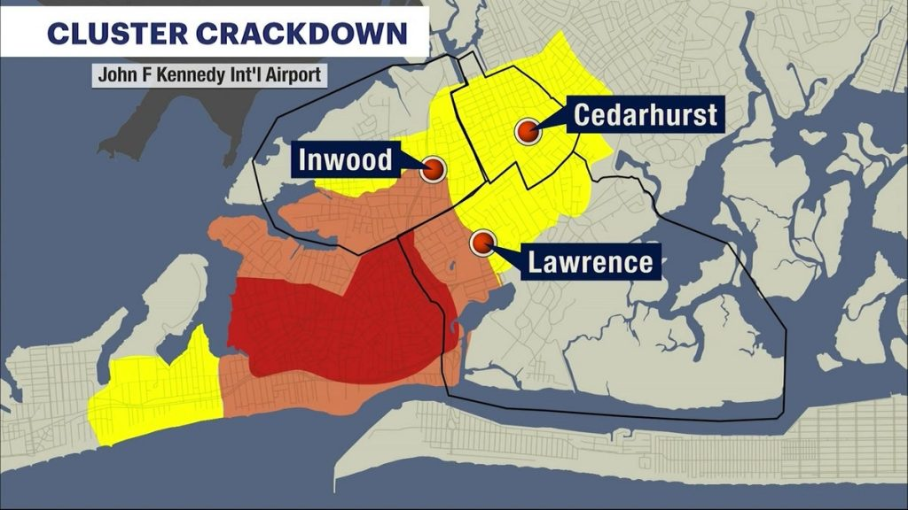 COVID-19 Cases Are Increasing On Long Island, See What's Being Done to Stop it