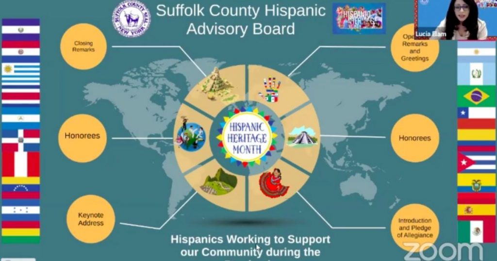 What Hispanic Heritage Month Means and Looks like this Year For Suffolk's Hispanic Advisory Board