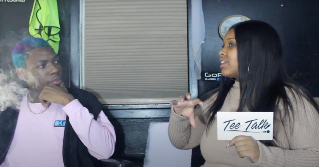Tee Talk – Episode 22 Ft. Deadman Cyph Interview