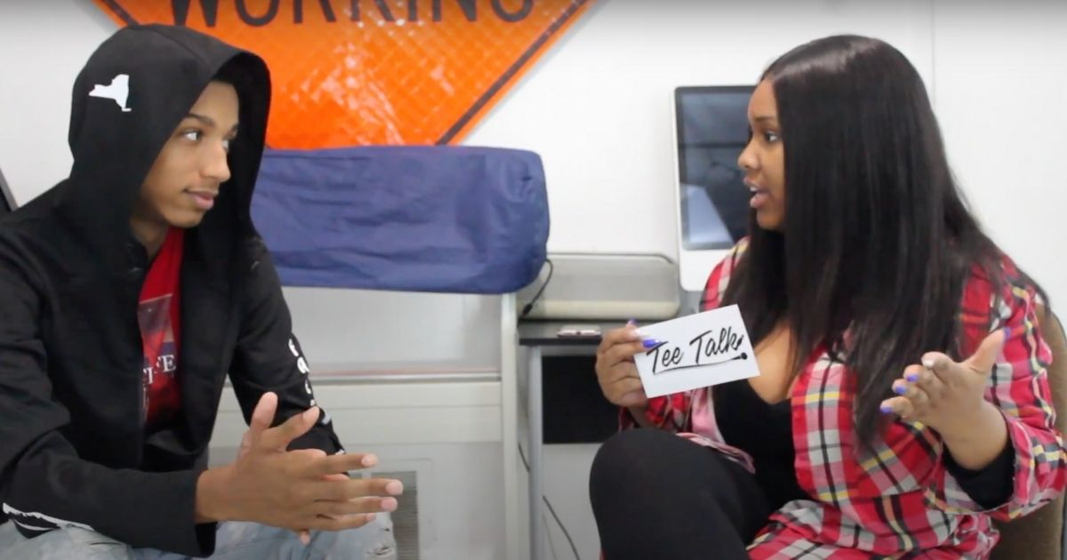 Tee Talk – Episode 20 Ft. Jay Fly Drippy Interview
