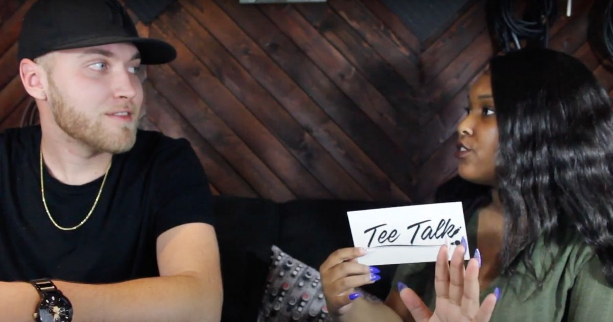 Tee Talk – Episode 18 Ft. Matt Interview