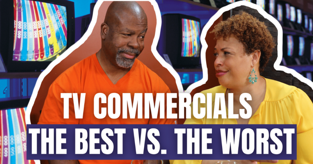 Let's Kick it with the Joneses - TV Commercials: Our Best and Worst Picks