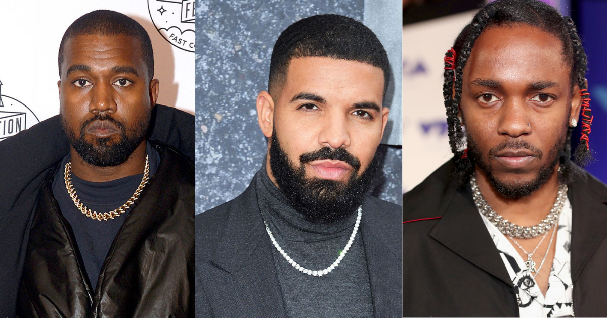 Artist Analysis: Kendrick Lamar, Kanye West, and Drake's Take On the Social Justice Movement (Op-Ed)