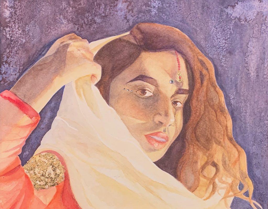 Artist Marina Khan Puts Her Underrepresented Southeast Asian and Muslim Culture On Full Display