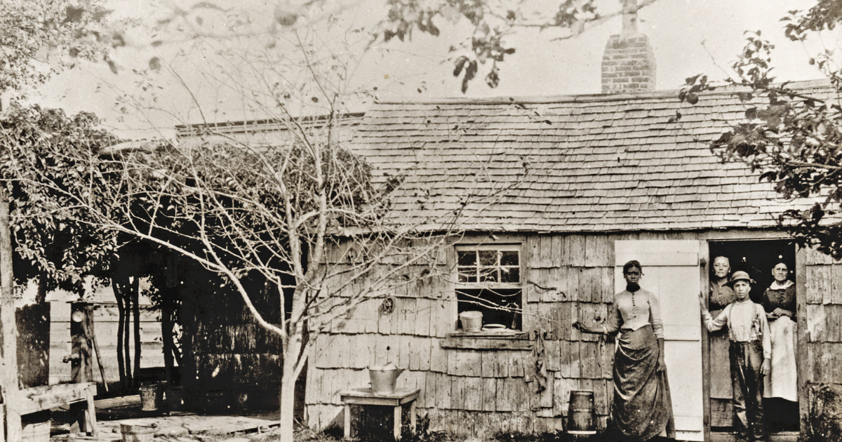 """Evidence of Slavery on the East End of Long Island Lies in """"Plain Sight"""""""