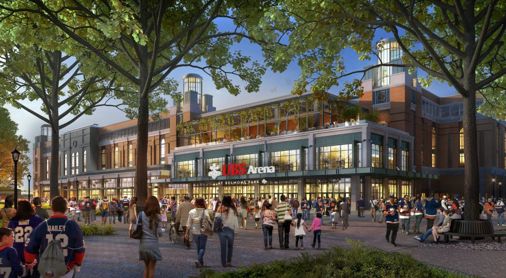 UBS Arena to Open in the Fall - How will it Affect the Local Residents?