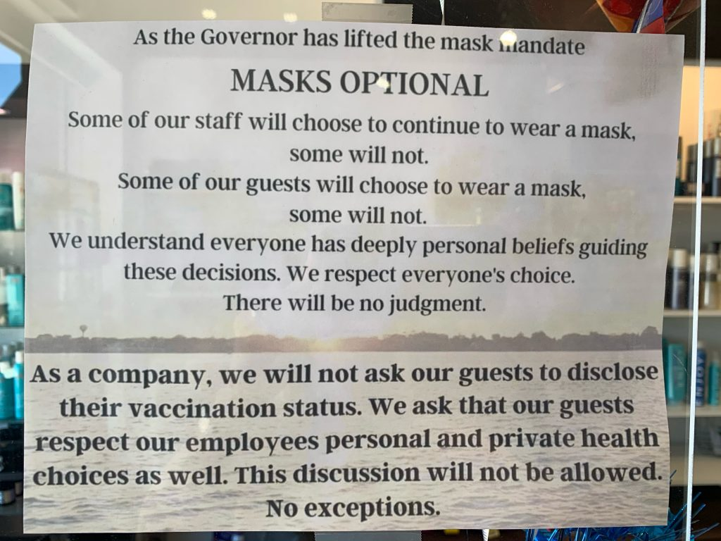What Are Long Island Businesses Doing Amidst the New CDC Mask Guidelines?