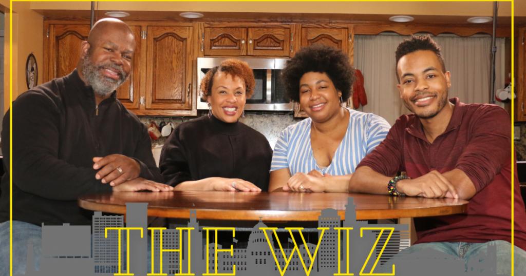 The Joneses React to 'The Wiz'!