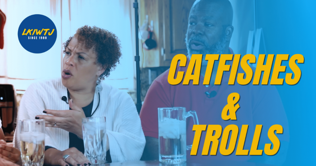 Let's Kick it with the Joneses - The Art of Catfishing & Trolling Everyone