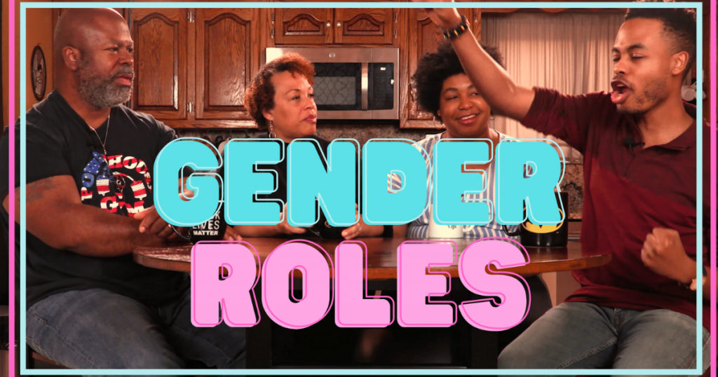 Let's Kick it with the Joneses - Important Gender Roles in Society