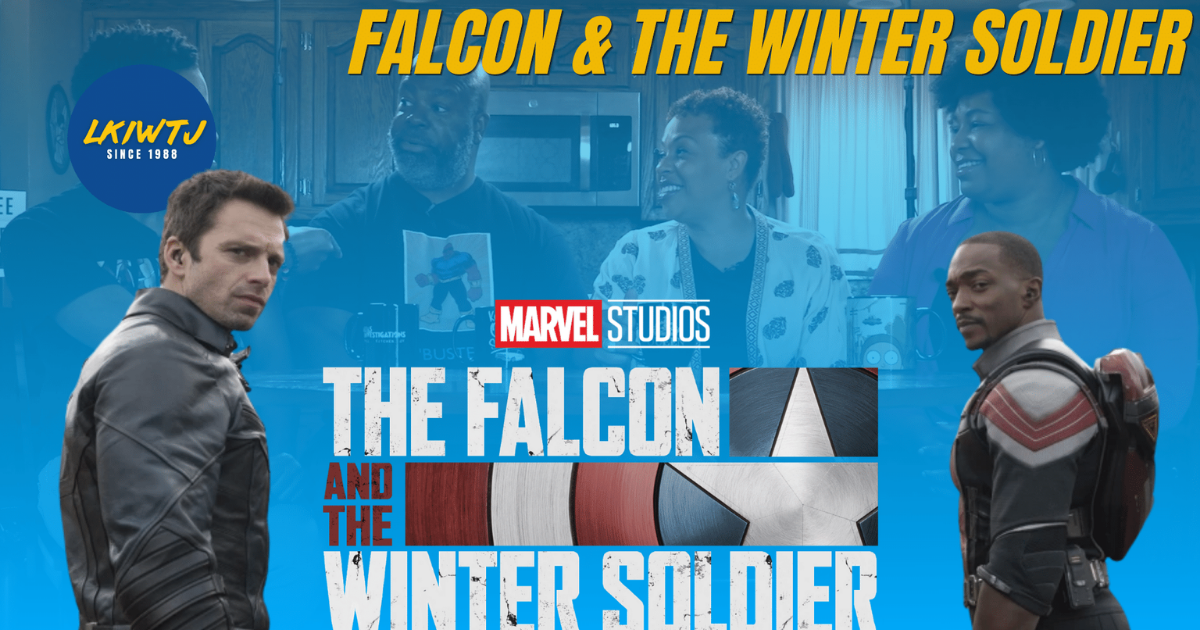 Let's Kick it with the Joneses - Why Falcon and The Winter Soldier is Great