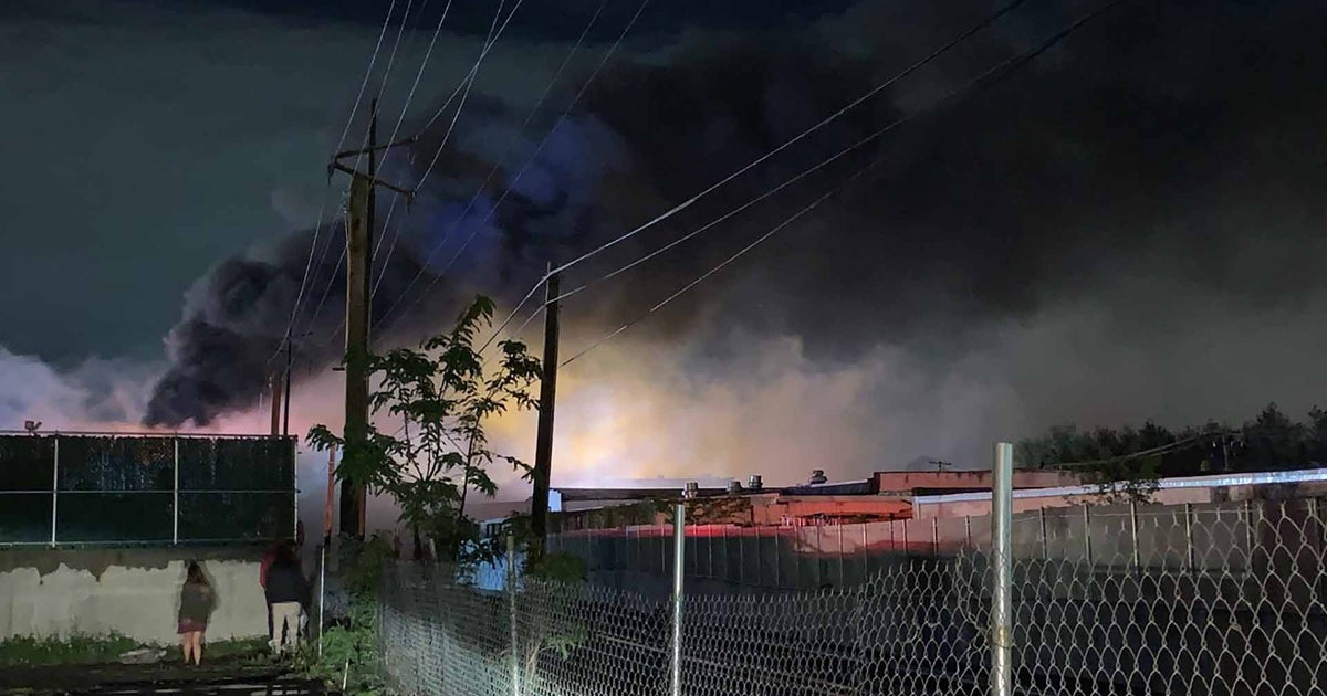 Jamaica Ash & Rubble Removal Fire in Westbury Raises Questions About Air Quality Safety
