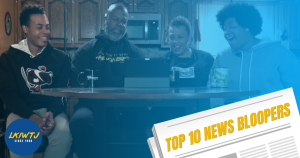 Let's Kick it with the Joneses - Top 10 Funniest TV News Moments