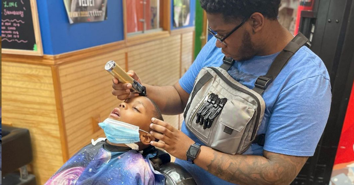 More than just a Haircut: Long Island Barber Advocates for Self-Expression and Mental Health