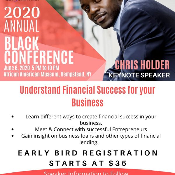 Annual Black Conference Event