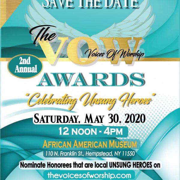 VOW Awards Event